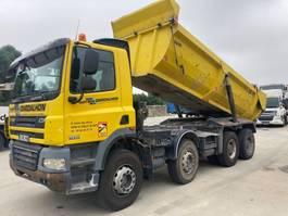 kipper vrachtwagen > 7.5 t DAF 85.510