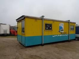 kantoor woonunit container Woonunit 8x3m 2000