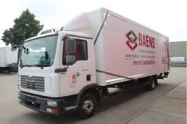 bakwagen vrachtwagen MAN TGL 12 Bakwagen gearbox broken 2007