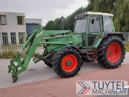 standaard tractor landbouw Fendt Farmer 309 LSA 4wd + voorlader front hef/aftakas 1996