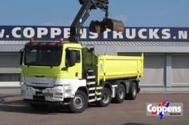 kipper vrachtwagen > 7.5 t MAN WVT 2010
