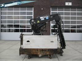 autolaadkraan Kennis 16-R/71/3 2012