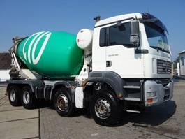 betonmixer vrachtwagen MAN TGA 35 35-360 SIFA MIXER 8X4 2007