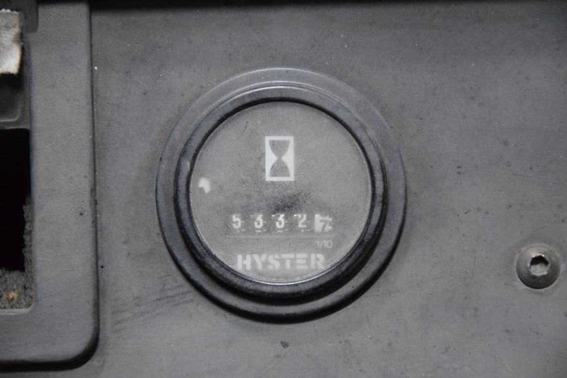 vorkheftruck Hyster H5.00XL 1986