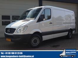 gesloten bestelwagen Mercedes-Benz 315 CDI Automaat L2H1 44.000 km Trekhk 2010