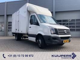 gesloten bestelwagen Volkswagen 35 2.0 TDI / Manual / Box 4.4m / Loadlift / APK TUV 10-21 2014