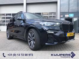 suv wagen BMW xDrive40i High Executive / 7 Zitter / Leder / Luchtvering / 22 Inch 2021
