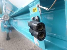tankoplegger LAG Powder tank alu 61 m3 (tipping) 1999