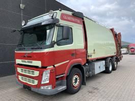 vuilniswagen vrachtwagen Volvo FM330 6x2/4 2015