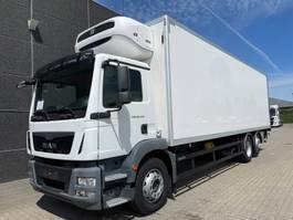 koelwagen vrachtwagen MAN TGM 26.340 6x2/4 Euro 6 2014