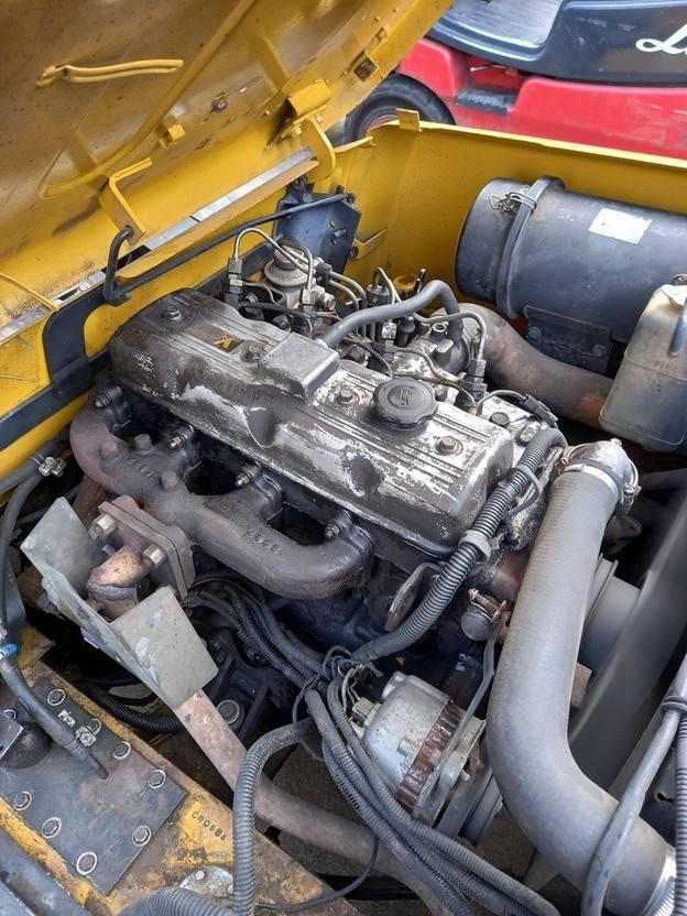 vorkheftruck Yale GDP 30 Diesel heftruck 1993