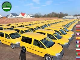 overige personenwagens Volkswagen 2.0 SDI PARKTRONIK 2009