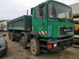 overige vrachtwagens MAN 35.322 Tipper 8x4 Manual.Full Steel Not 372 1995