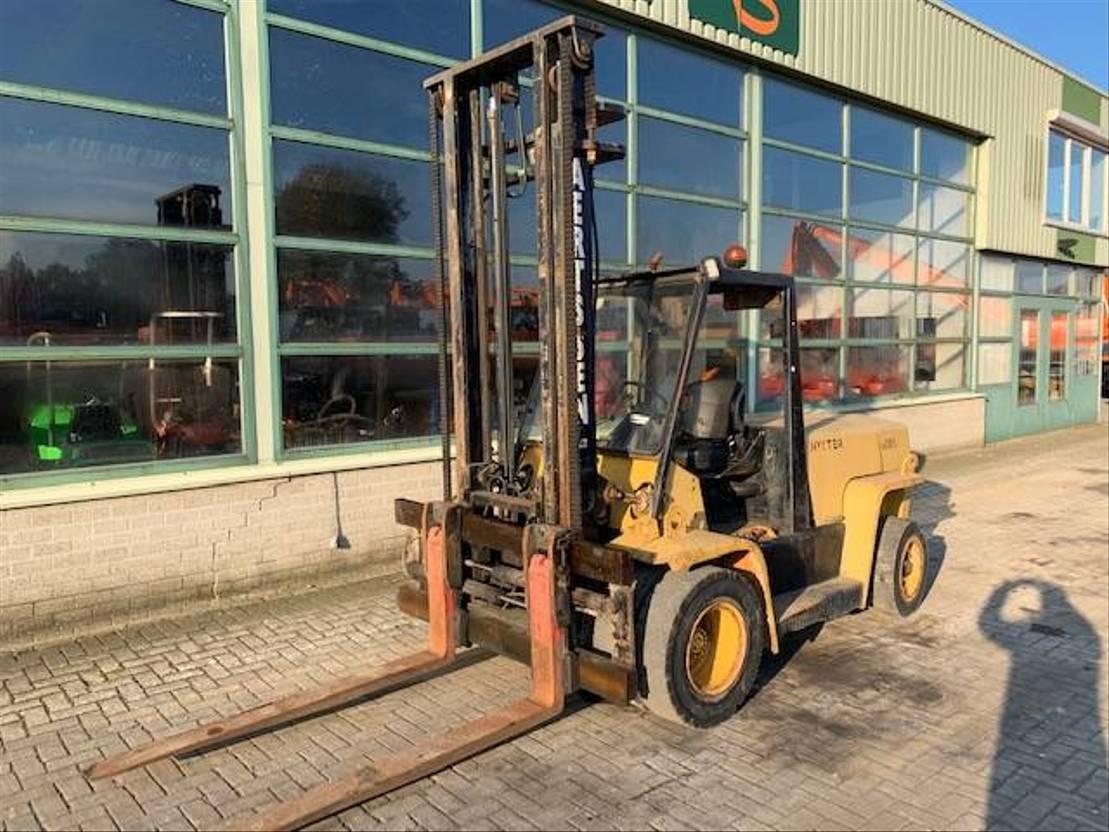 vorkheftruck Hyster H 7.00 XL 1990