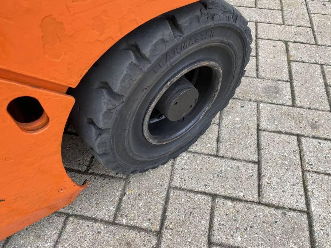 vorkheftruck Carer heftruck Carer Z16KN Duplo335 freelift/sideshift elektrisch 2011 2011