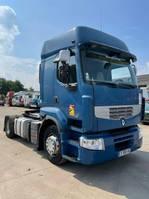 standaard trekker Renault Premium 450 **EURO 5-RETARDER-FRENCH TRUCK-ONLY 687