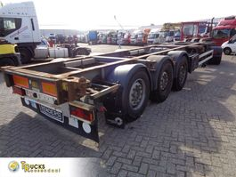 container chassis oplegger Renders ROC 12.27 + 3 AXLE 2006