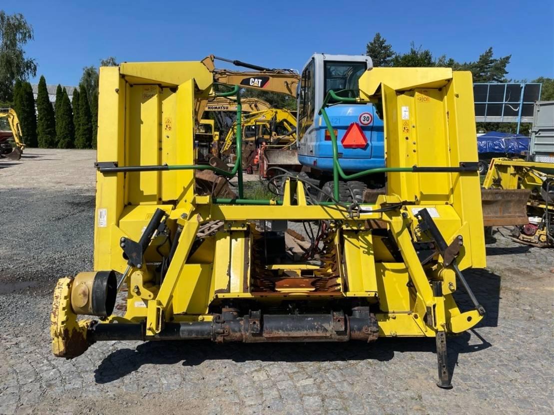 overige oogstmachines John Deere 7450 + Kemper 360 + JD 630B - 1st owner 2009