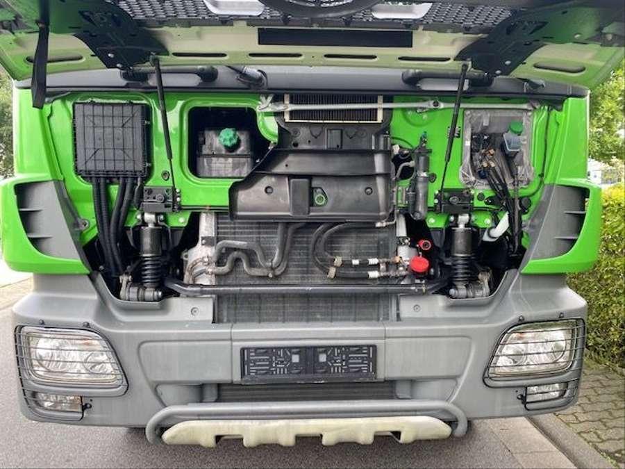 Mercedes-Benz - 8x4/ 3 -Seiten Kipper/DAUTEL/Euro 5 20