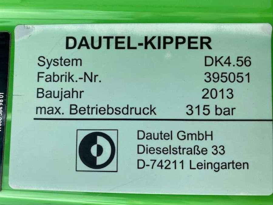 Mercedes-Benz - 8x4/ 3 -Seiten Kipper/DAUTEL/Euro 5 27