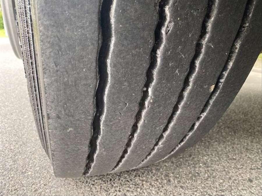 Mercedes-Benz - 8x4/ 3 -Seiten Kipper/DAUTEL/Euro 5 29
