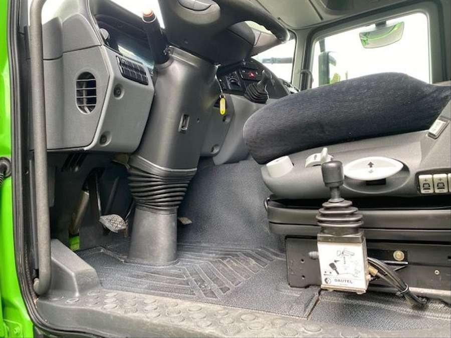 Mercedes-Benz - 8x4/ 3 -Seiten Kipper/DAUTEL/Euro 5 13