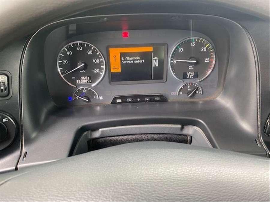 Mercedes-Benz - 8x4/ 3 -Seiten Kipper/DAUTEL/Euro 5 16