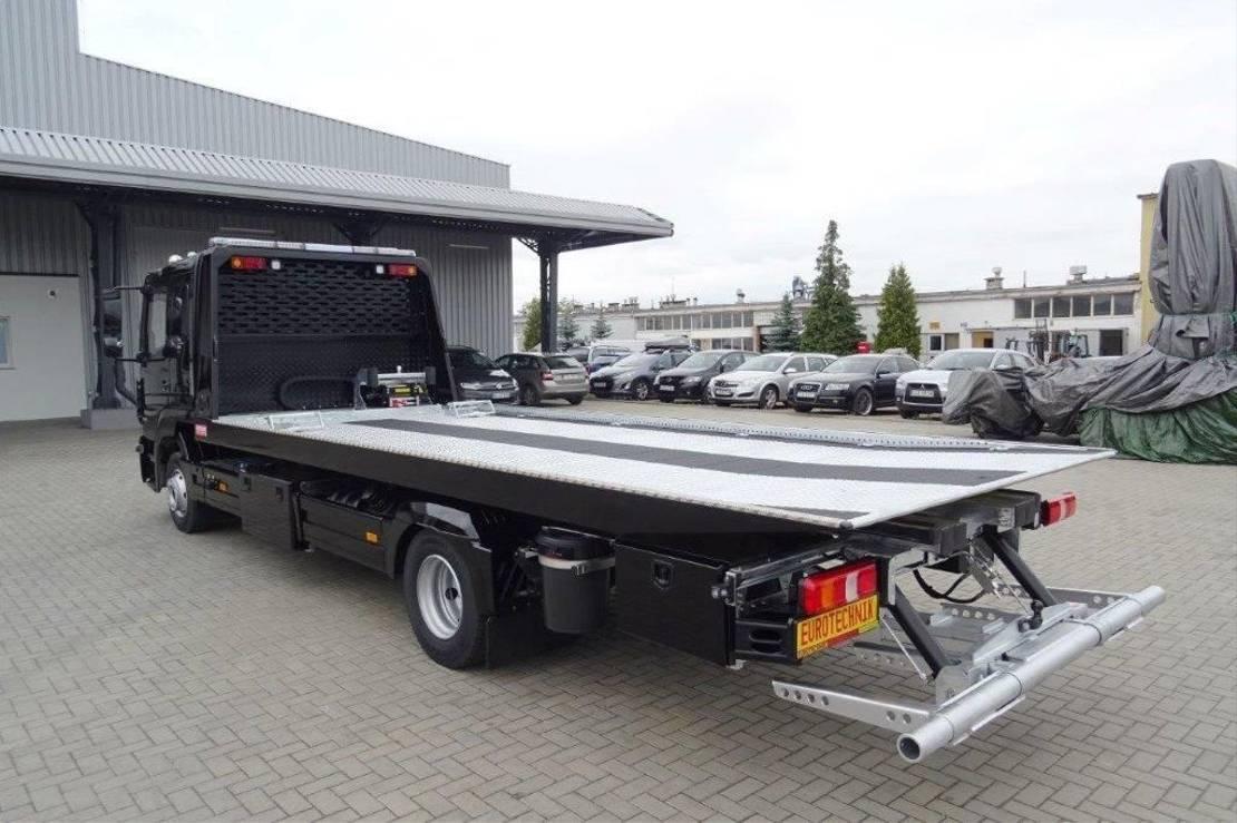 takelwagen-bergingswagen-vrachtwagen Mercedes-Benz Atego 1224 1224 LnR 6-Cyl. Slide/backlift/Winch NEW - ready to deliver 2021