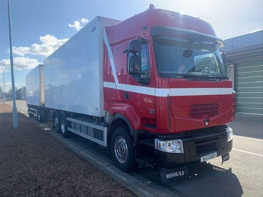 Renault - Premium 450  2