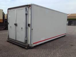 koel vries zeecontainer 20ft koel unit