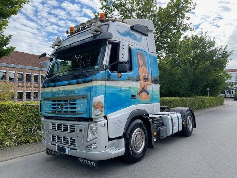 Volvo - 4X2 / Blatt-Luft / Euro 5 2