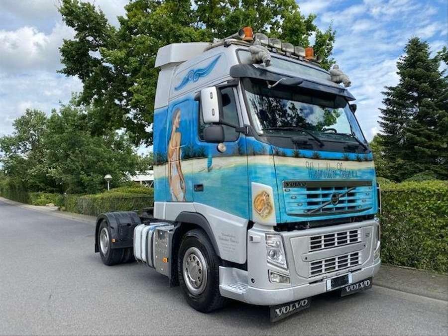 Volvo - 4X2 / Blatt-Luft / Euro 5 5