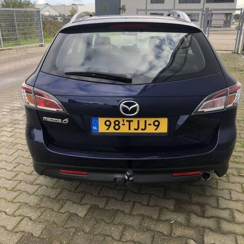 stationwagen Mazda MAZDA 6 Stationwagen 2012