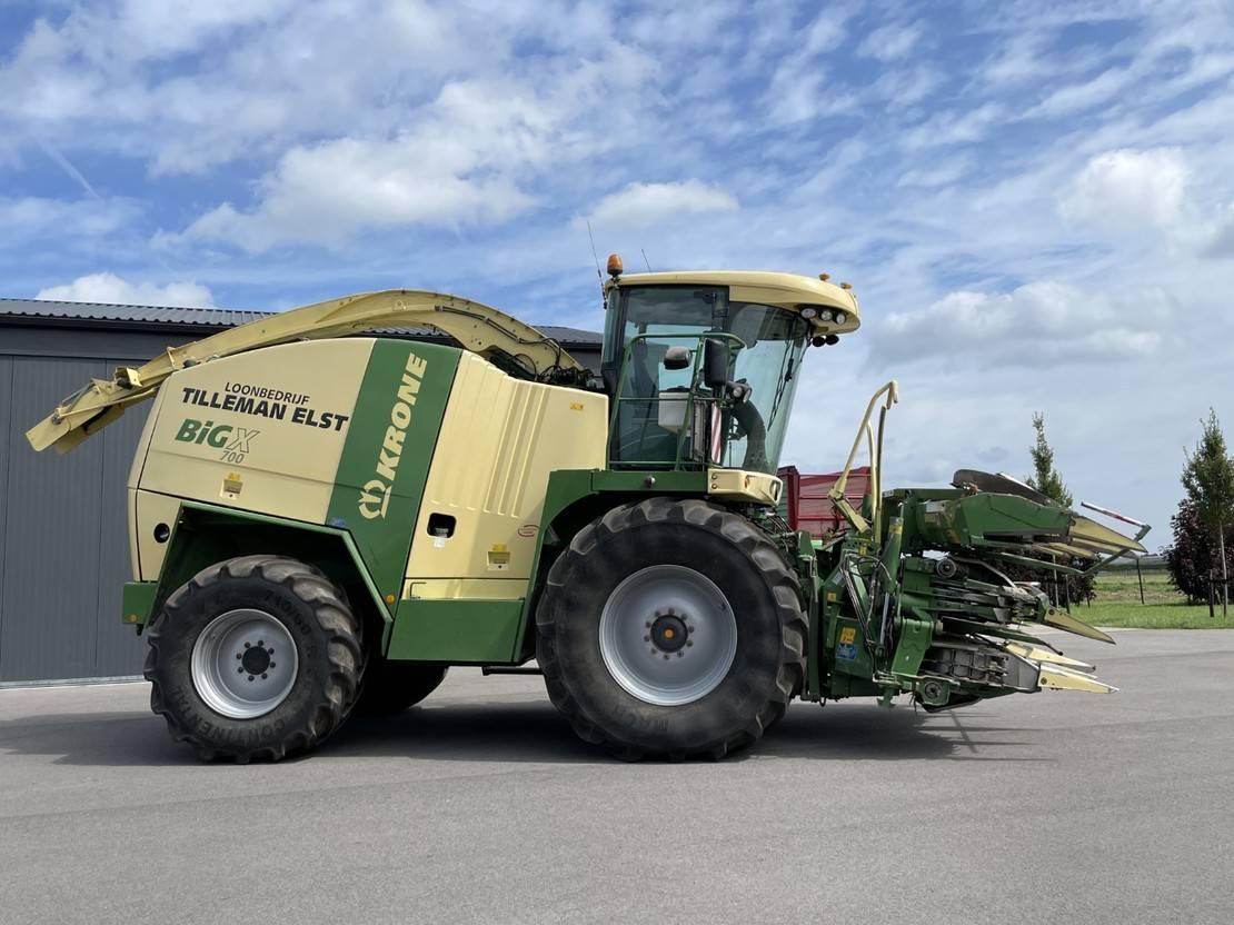 overige oogstmachines Krone Big X 700 2013