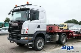 standaard trekker Scania G440 440CA4x4HHZ, Allrad, Retarder, Motor überholt 2011