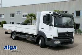 platform vrachtwagen Mercedes-Benz Atego 816 L 4x2, 6.200mm lang, Euro 6, wenig KM 2016