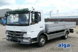 platform vrachtwagen Mercedes-Benz Atego 816 4x2, 5.180mm lang, wenig KM, Euro 5 2012