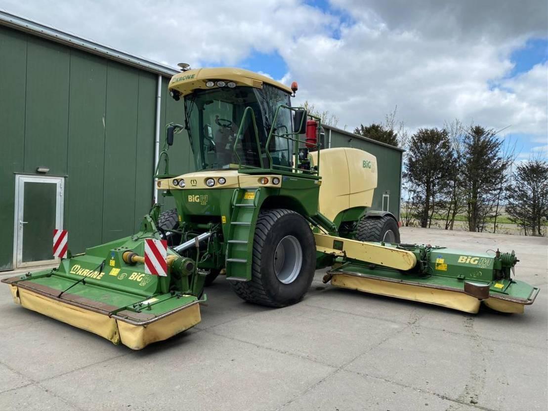 overige oogstmachines Krone Big M 420 2014