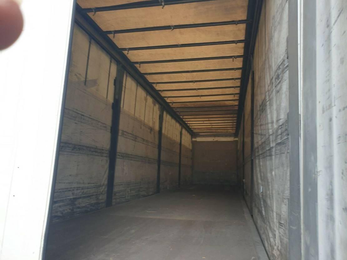 huifzeil oplegger Schmitz Cargobull ST38 2005