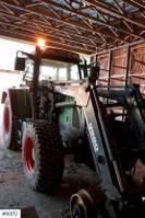 standaard tractor landbouw Fendt 412 Vario Railway rigged tractor 2003