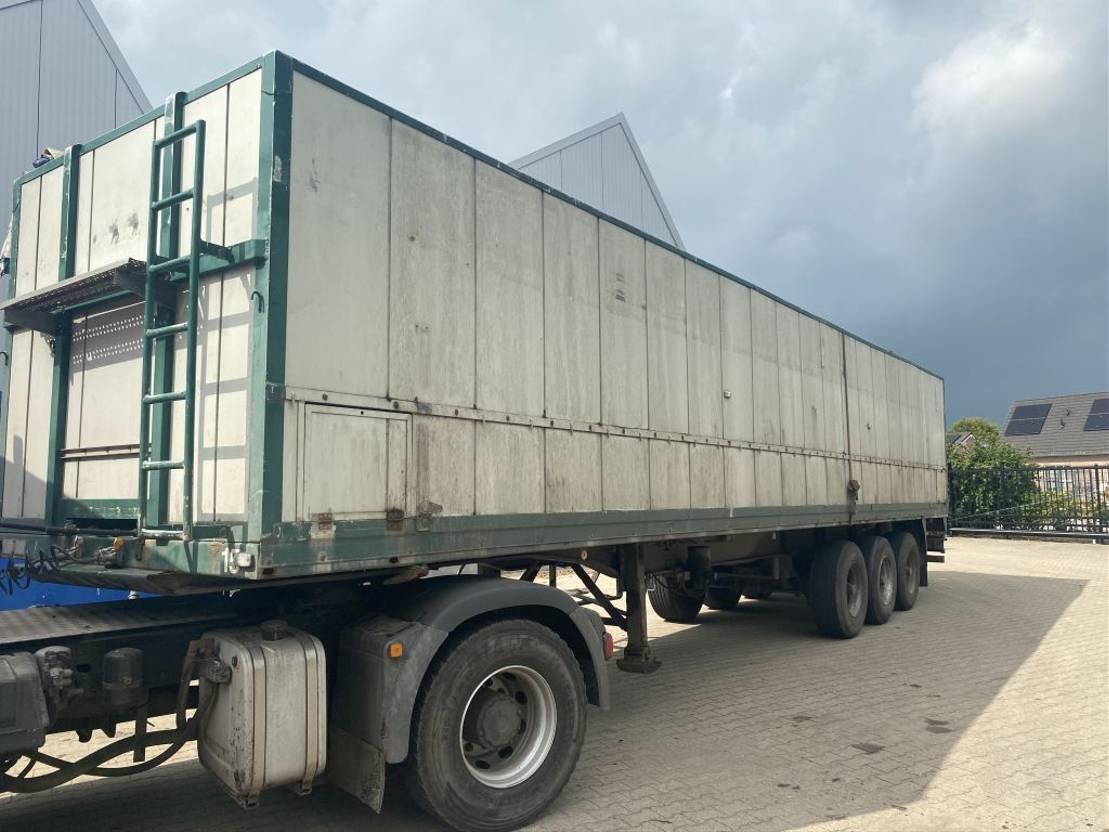 bandlosser oplegger Groenewegen Bandlos trailer