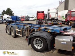 container chassis oplegger Renders ROC 12.18 + 2 AXLE 2003