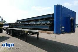 platte oplegger Schmitz Cargobull SDP 27, Plattform, 15x am Lager, Luftfederung 2005