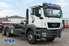 containersysteem vrachtwagen MAN TGS 33 BB 2008