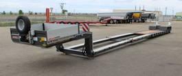 dieplader oplegger Rojo Trailer Extra-low bed loader 2 axles. Pendular GRS2 (2X) 2020