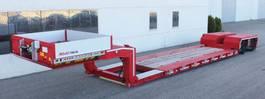 dieplader oplegger Rojo Trailer Extra-low bed loader 2 axles. GRS2 (1X) Pendular 2020