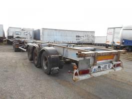 container chassis oplegger ASCA Non spécifié 1996