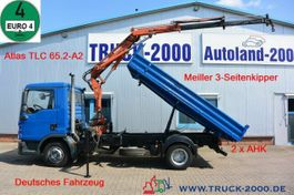 kipper bedrijfswagen <3.5 t MAN TGL 8 Atlas TLC 65.2 5.+6. Steuerkreis 2xAHK 2008