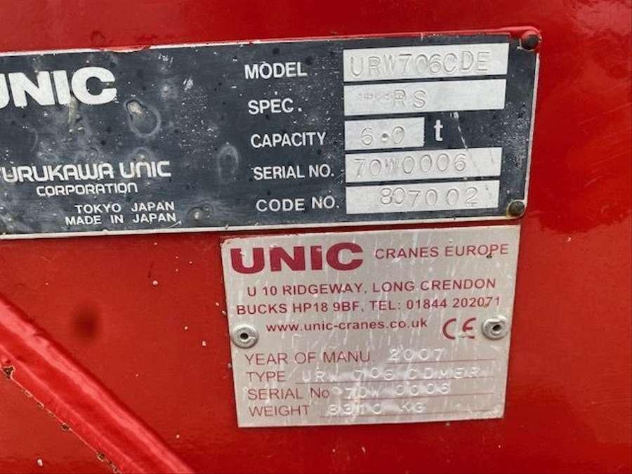 Unic - URW 706 CDE 6