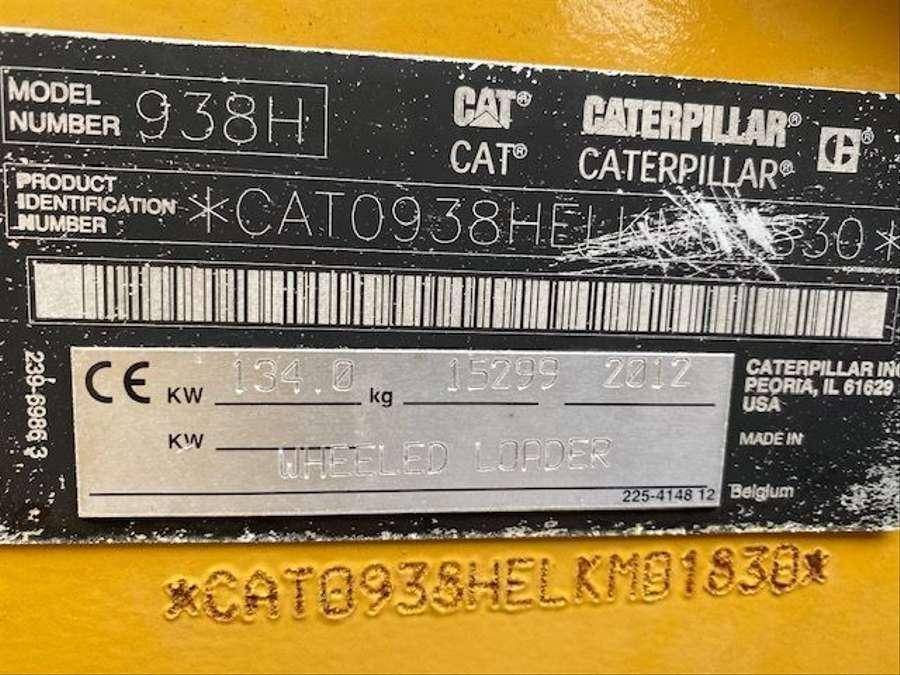 Caterpillar - 938 H 6